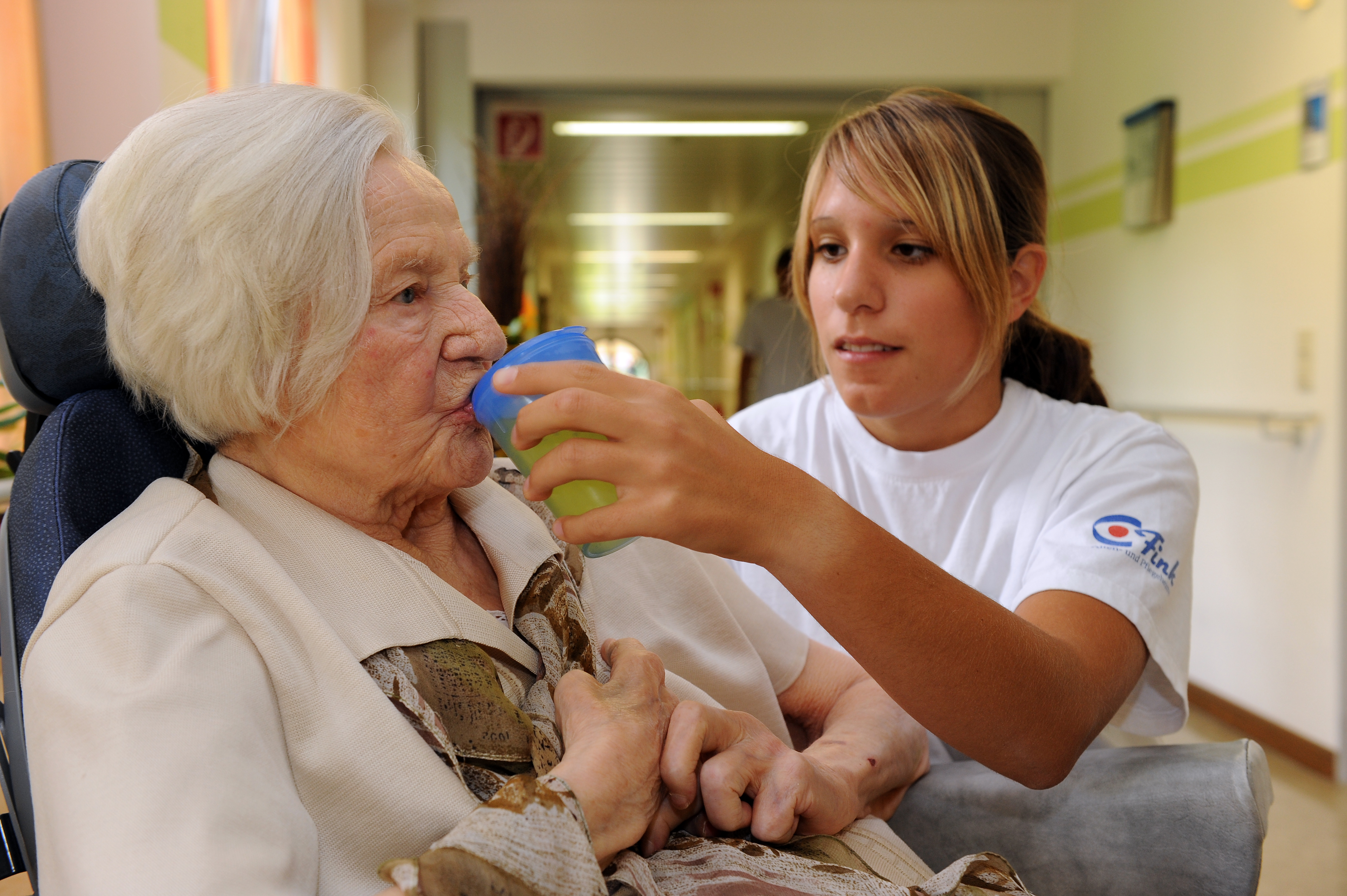 Vollstationäre Pflege