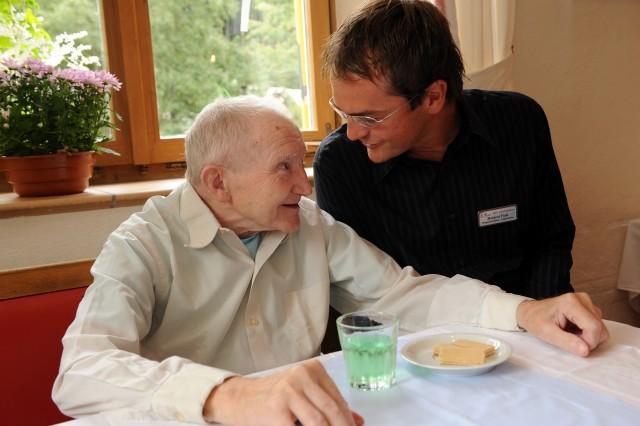 Biografiearbeit in der Altenpflege Teil 2