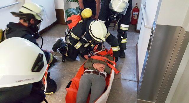 Brandschutz und Brandschutzeinweisung für Mitarbeiter im Haus Sonnenhalde