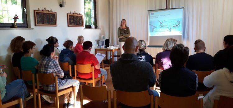 Weiterbildung und Seminare für Mitarbeiter