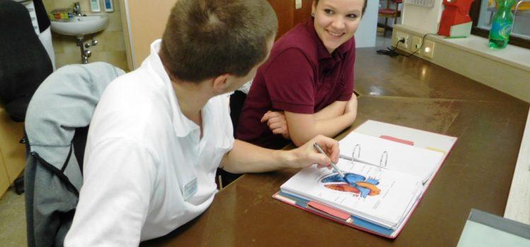 Ausbildung: Interview mit zwei Mentoren