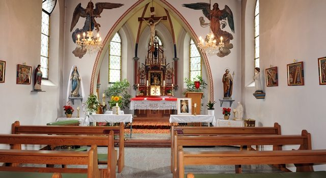 Wortgottesdienst im Haus St. Elisabeth