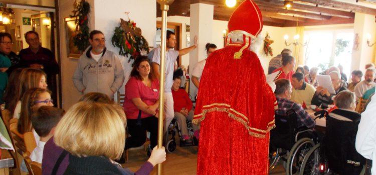 Nikolausfeier im Haus der Betreuung