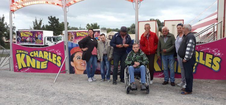 Besuch des Zirkus Charles Knie