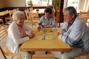 Haus der Betreuung der Altenpflege Fink in Untertrogen