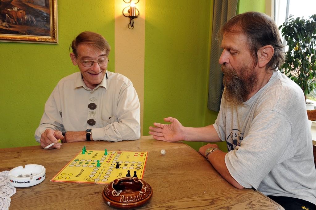 Haus Eintracht der Altenpflege Fink in Untertrogen