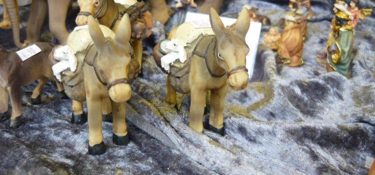 Ausflug zur Schossweihnacht in Isny